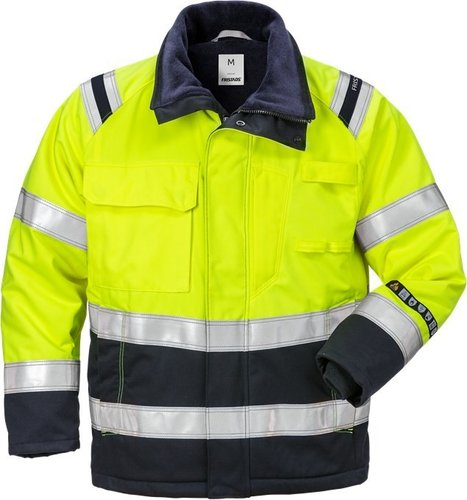 Flamestat High Vis Winterjacke Kl. 3 4185 ATHS