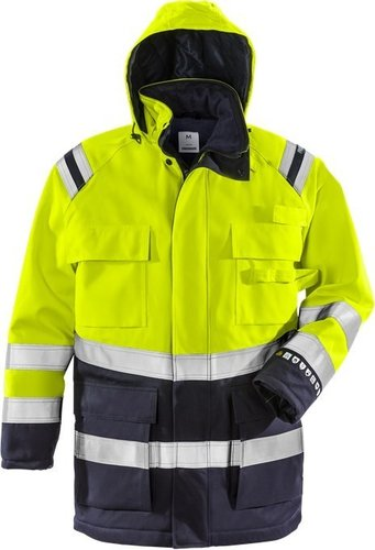 Flamestat High Vis Winterparka Kl. 3 4086 ATHR