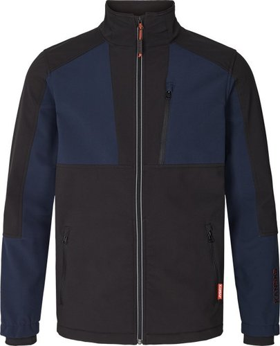APPAREL COLOURBLOCK SOFTSHELL
